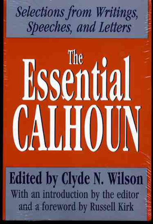 Image for The Essential Calhoun