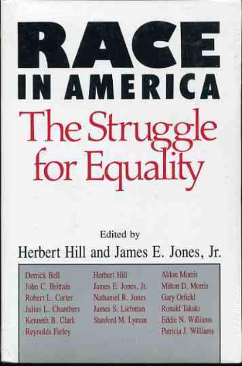 Image for Race in America: The Struggle for Equality