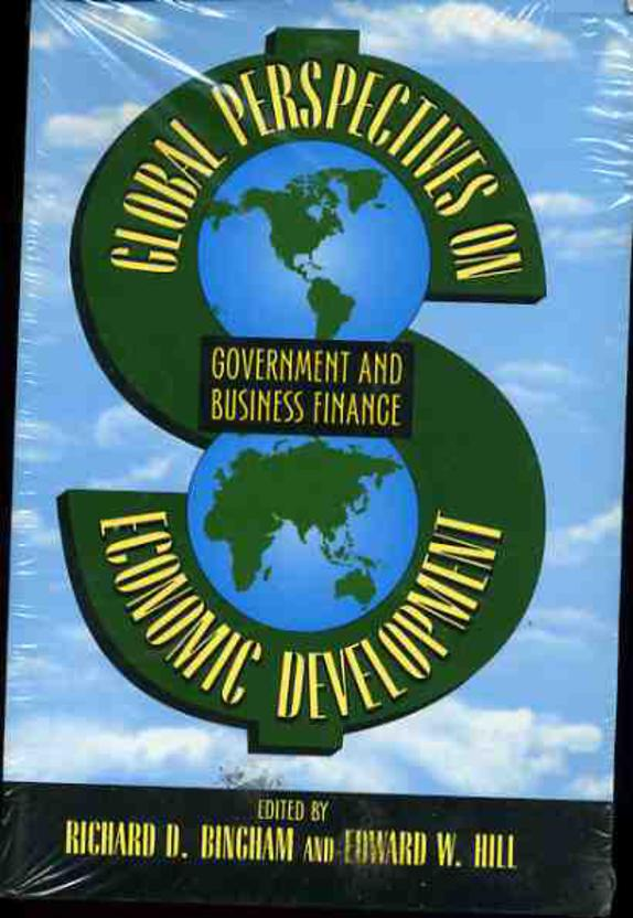 Image for Global Perspectives on Economic Development: Government and Business Finance
