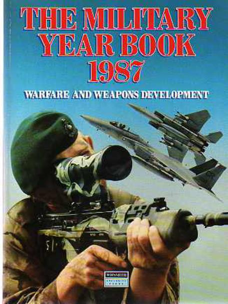 Image for The Military Year Book 1987