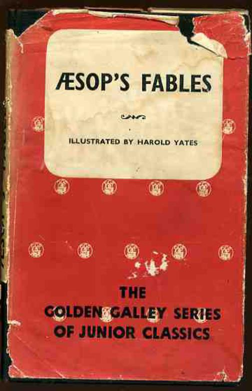 Image for Aesop's Fables