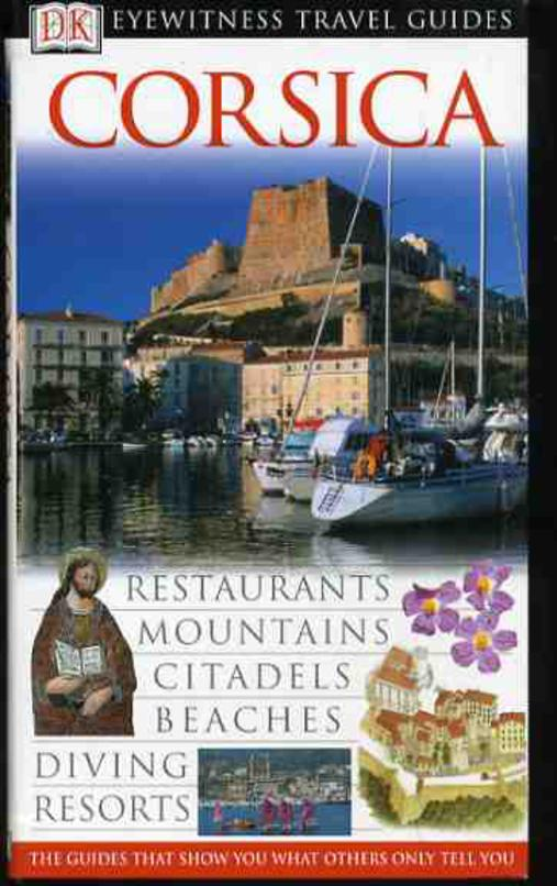 Image for Corsica Eyewitness Travel Guide