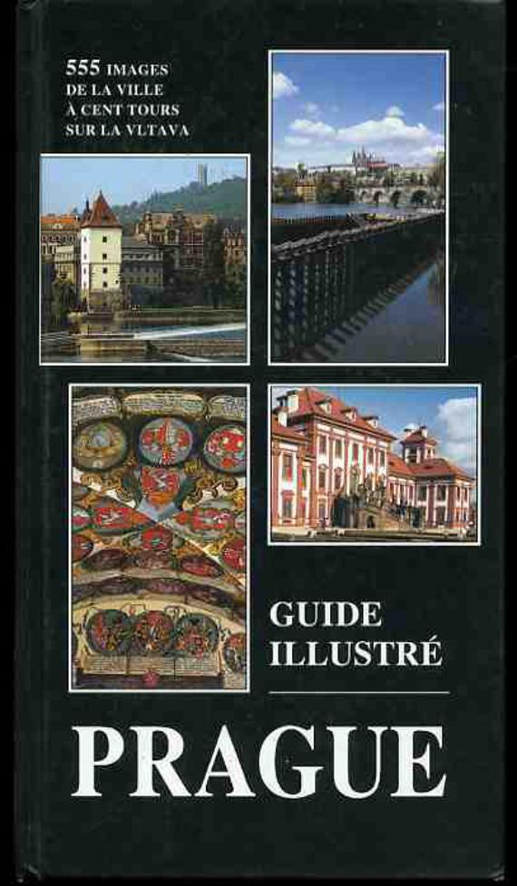 Image for Guide Illustre Prague
