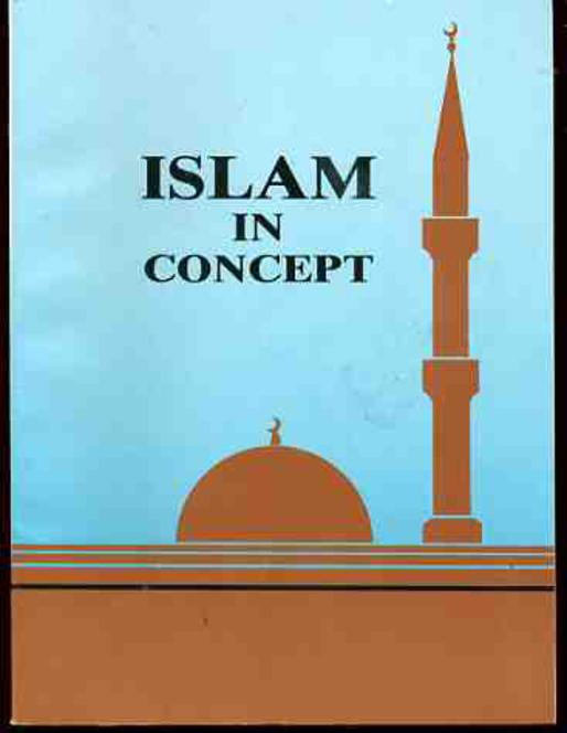 Image for Islam in Concept