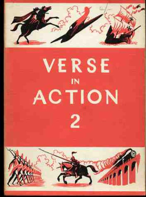 Image for Verse in Action Book I