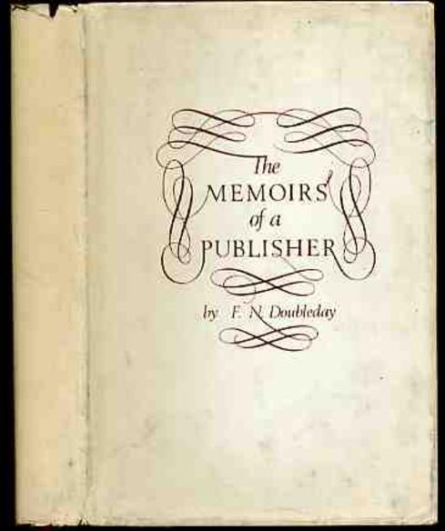 Image for The Memoirs of a Publisher