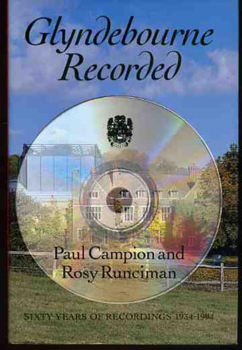 Image for Glyndebourne Recorded: Sixty Years of Recordings 1934-1994
