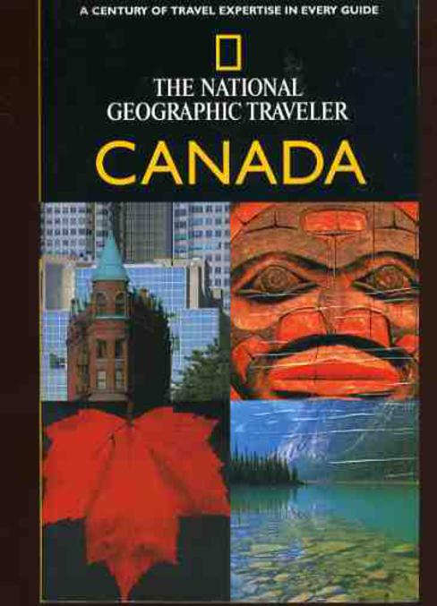 Image for Canada - the National Geographic Traveller