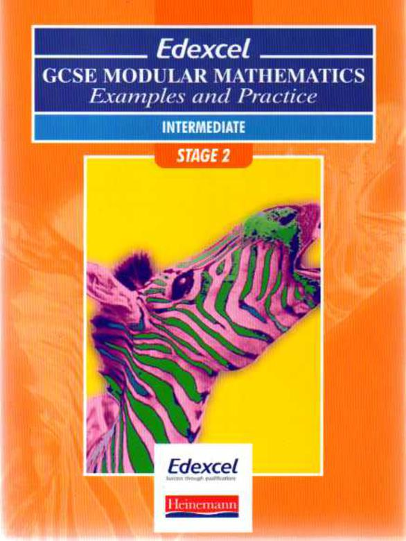 Image for Edexcel GCSE Modular Mathematics