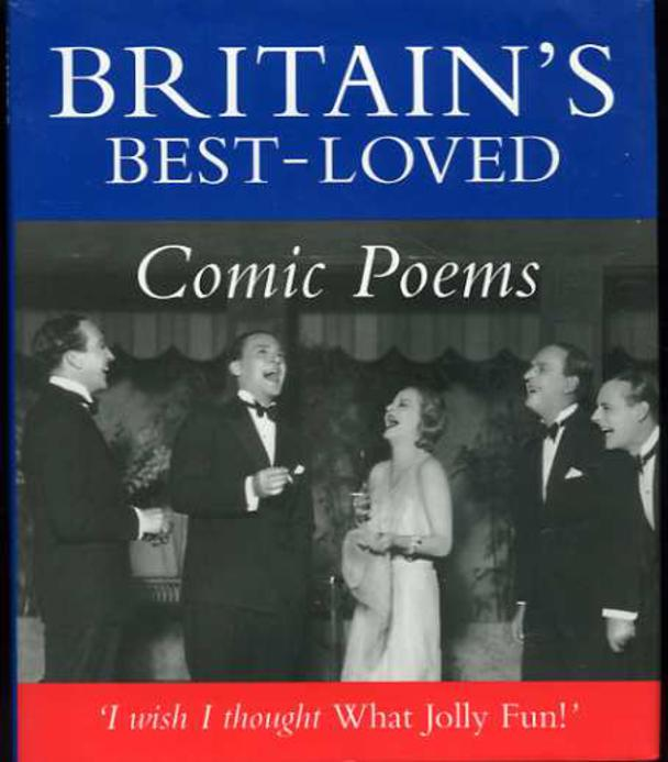 Image for Britain's Best-Loved Comic Poems