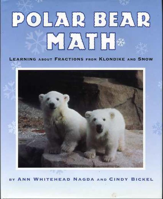 Image for Polar Bear Math: Learning About Fractions from Klondike and Snow