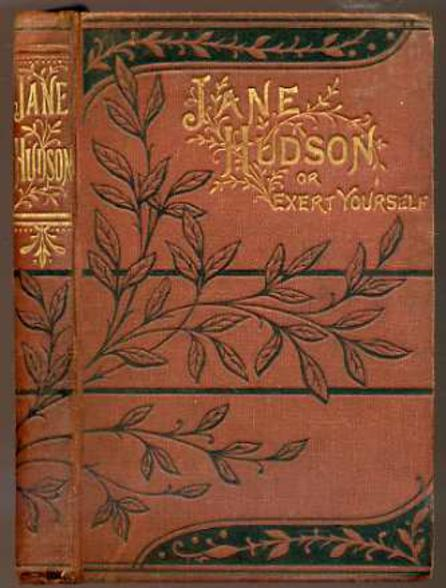 Image for Jane Hudson ; or, Exert Yourself