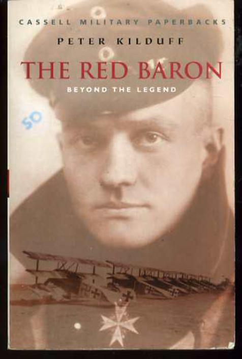 Image for The Red Baron : Beyond the Legend