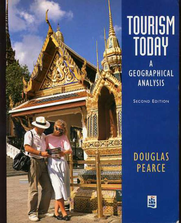 Image for Tourism Today : A Geographical Analysis