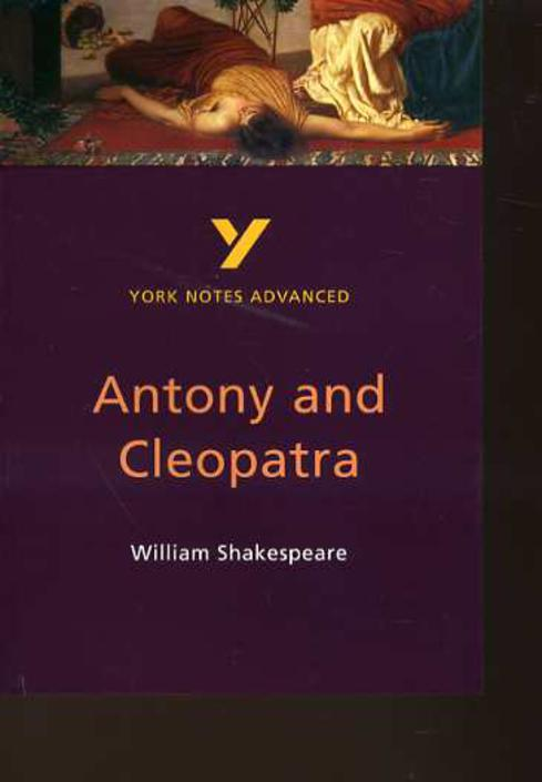 "Image for York Notes on William Shakespeare's ""Antony and Cleopatra"""