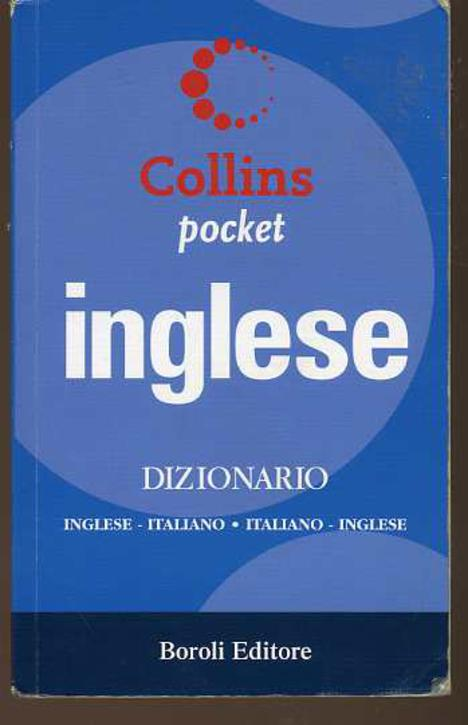 Image for Collins Pocket Inglese Dizionario - Inglese-Italiano Italiano-Inglese