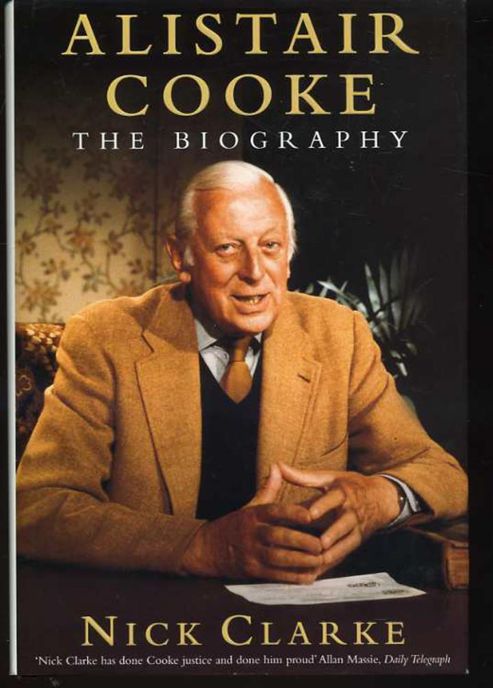 Image for Alistair Cooke : The Biography