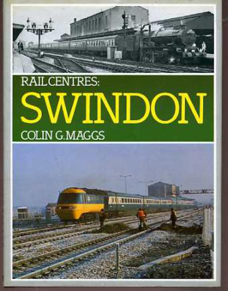 Image for Rail Centres: Swindon