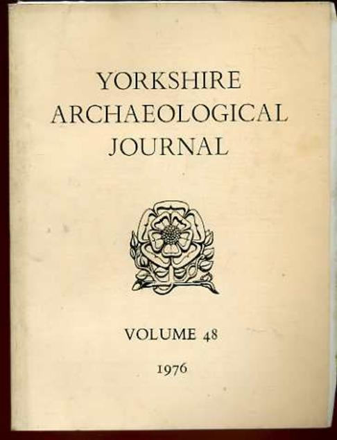 Image for The Yorkshire Archaeological Journal Volume 48, 1976
