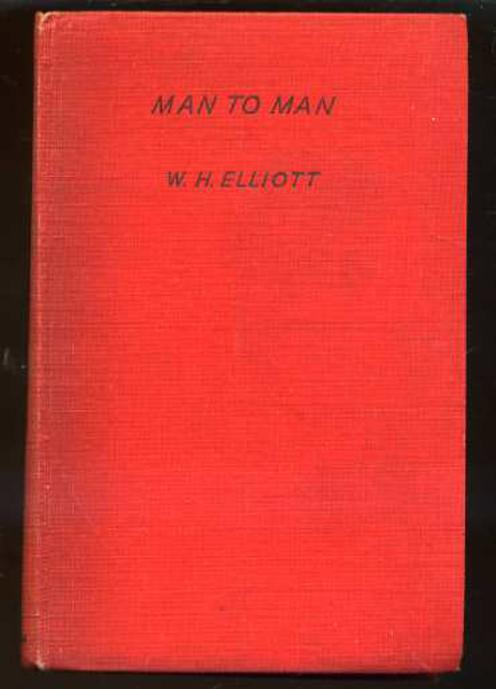 Image for Man to Man