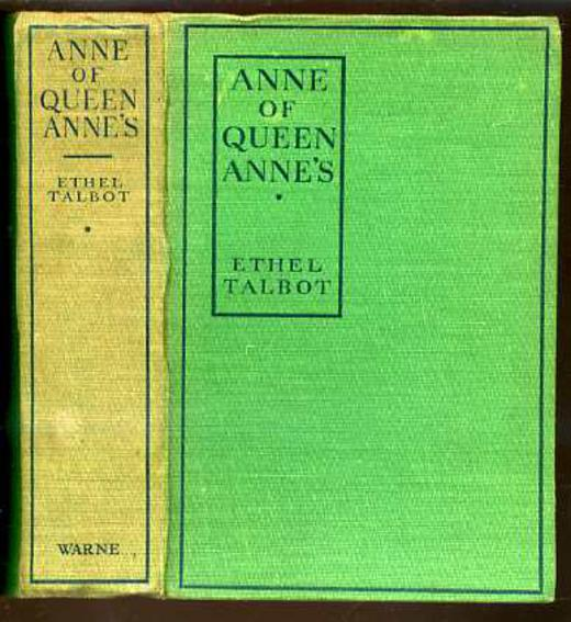 Image for Anne of Queen Anne's