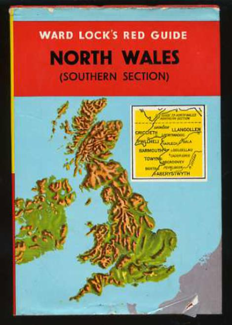 Image for North Wales (Southern Section) Red Guide