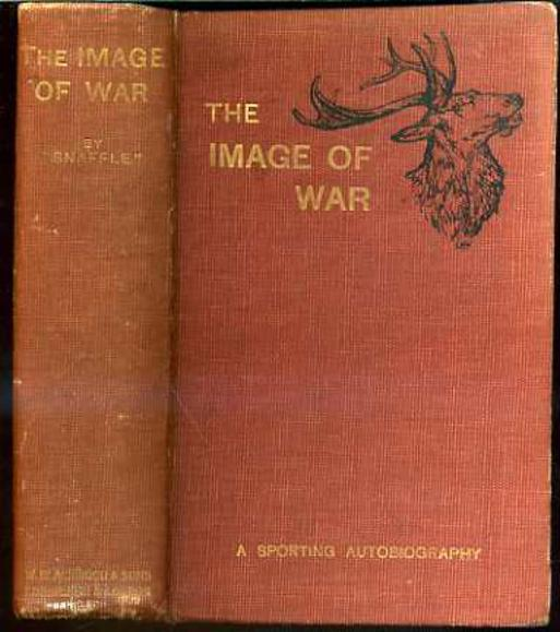 Image for The Image of War - A Sporting Autobiography