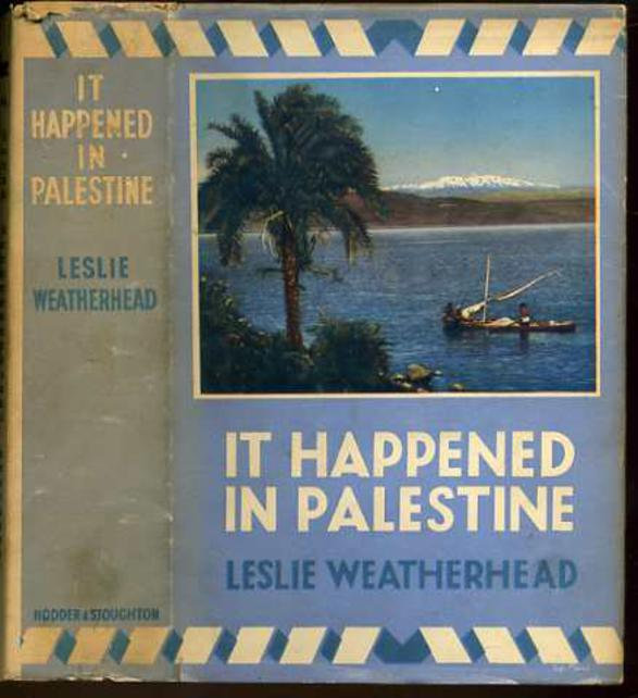 Image for It Happened in Palestine (SIGNED COPY)