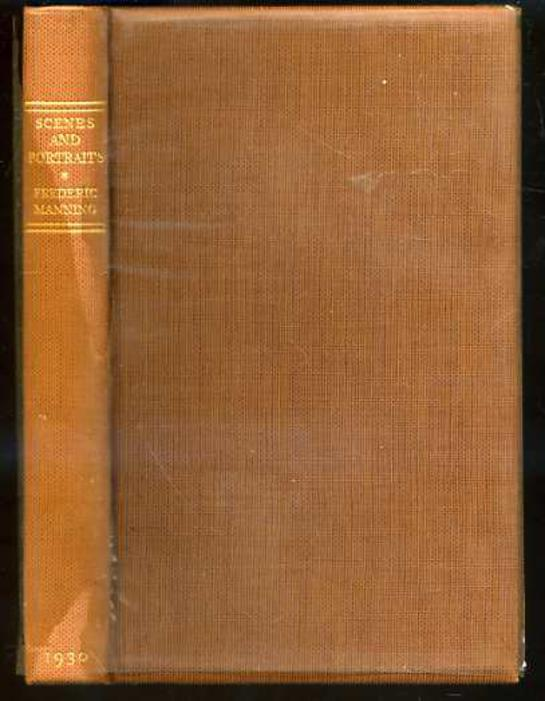 Image for Scenes and Portraits (SIGNED COPY)
