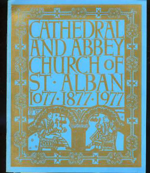 Image for The Hands of the Craftsman - Exhibition Catalogue  Cathedral and Abbey Church of St. Albans