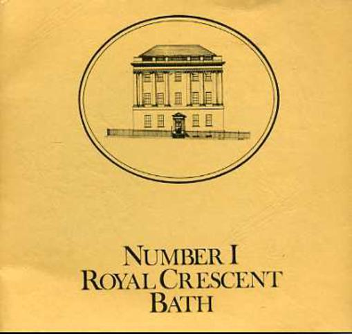 Image for Number 1, Royal Crescent, Bath