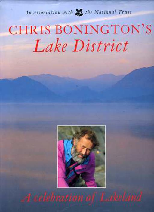 Image for Chris Bonington's Lake District