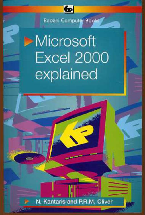 Image for Microsoft Excel 2000 Explained