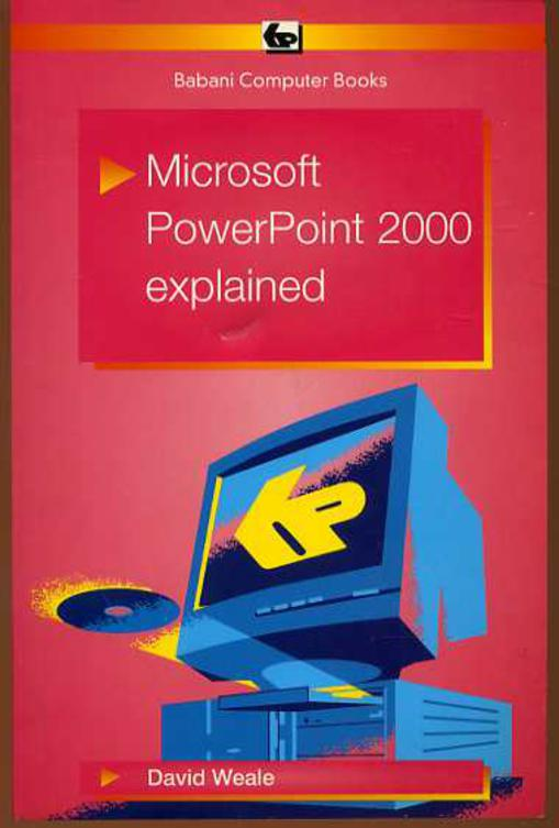 Image for Microsoft Powerpoint 2000 Explained