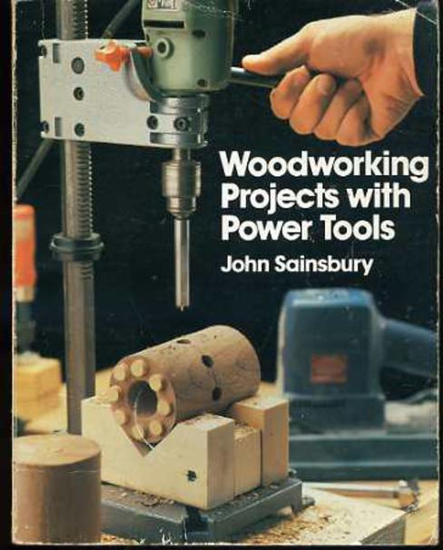 Image for Woodworking Projects with Power Tools