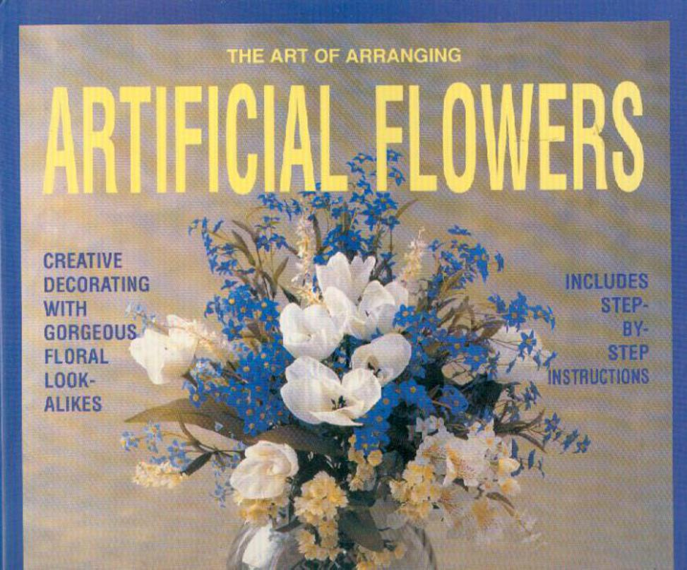 Image for The Art of Arranging Artificial Flowers