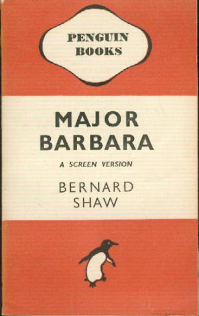 Image for Major Barbara - A Screen Version