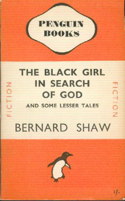 Image for The Black Girl in Search of God and Some Lesser Tales