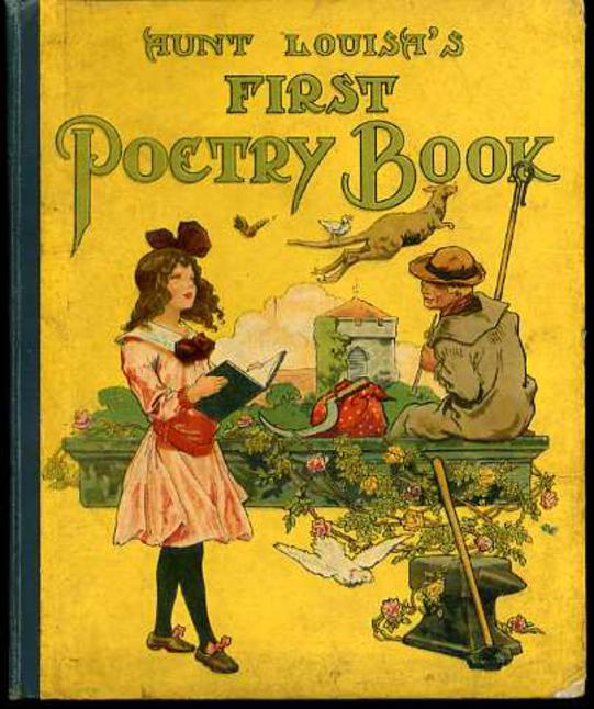 Image for Aunt Louisa's First Poetry Book