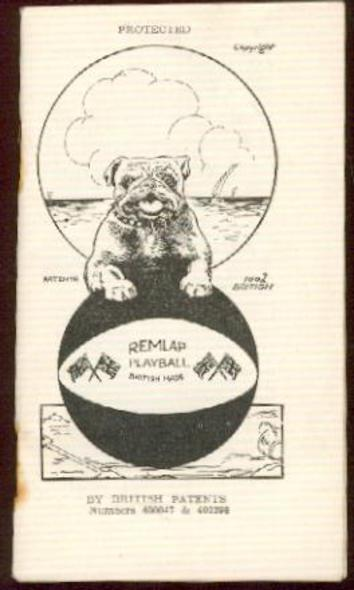 Image for Remlap Playball