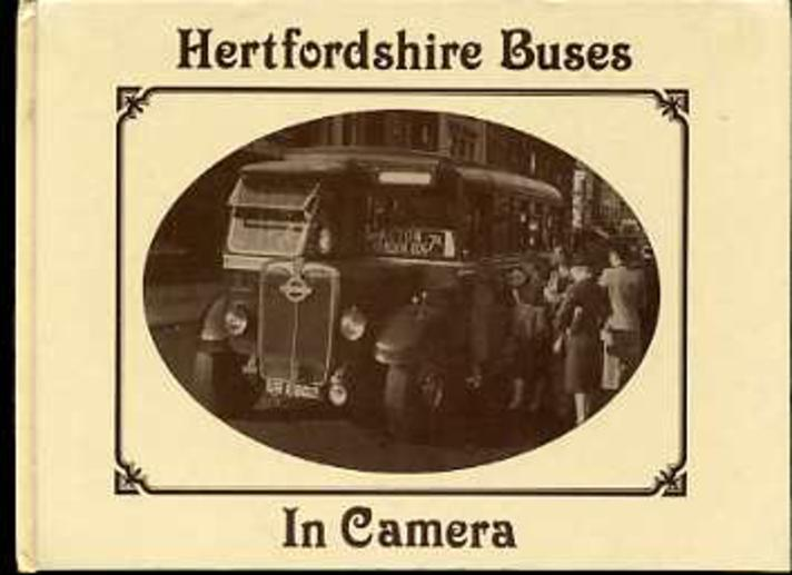 Image for Hertfordshire Buses in Camera