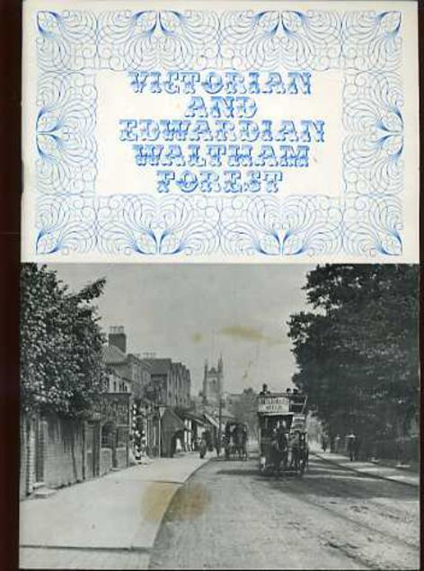 Image for Victorian and Edwardian Waltham Forest : Photographs of the Period, 1846-1910