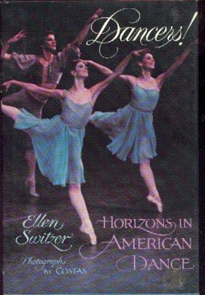 Image for Dancers: Horizons in American Dance