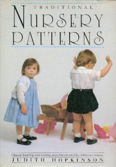 Image for Traditional Nursery Patterns (SIGNED COPY)
