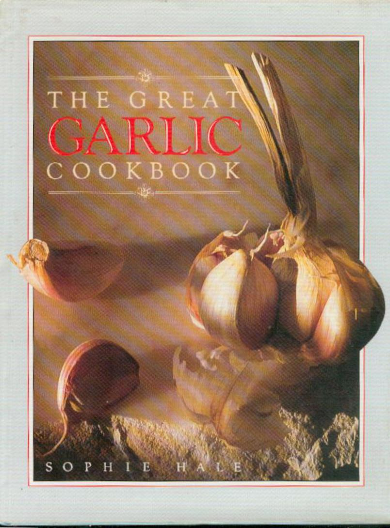 Image for The Great Garlic Cookbook