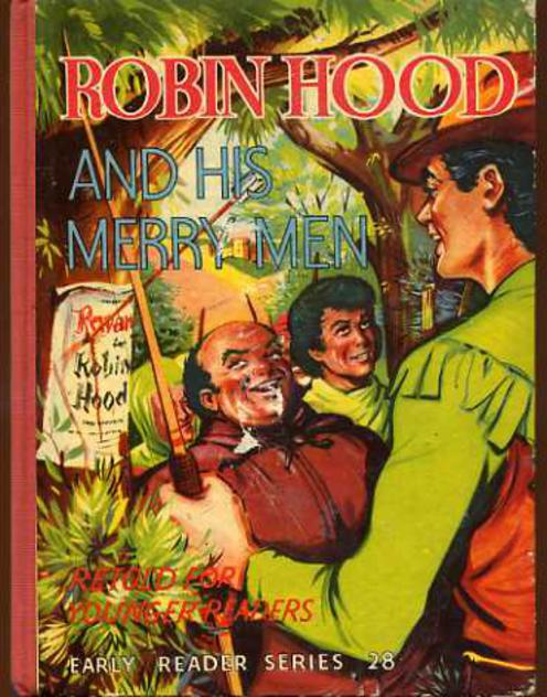 Image for Robin Hood and His Merry Men - Retold for the Younger Reader