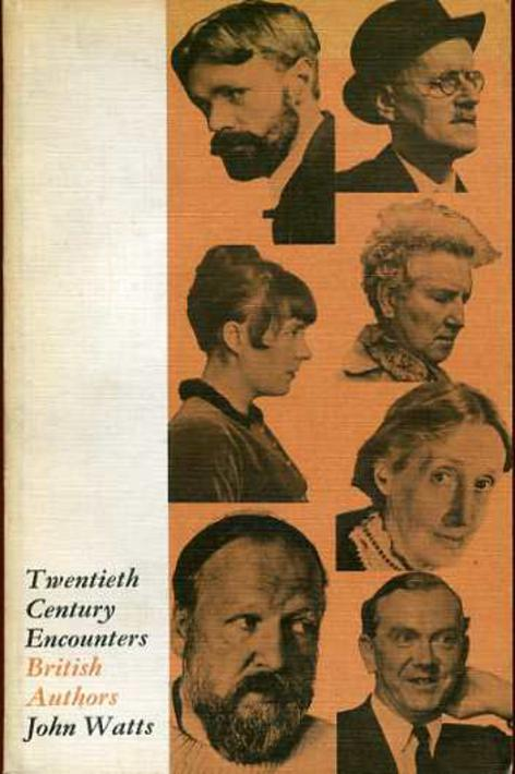 Image for Twentieth Century Encounters : British Authors