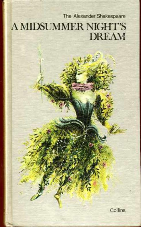 Image for A Midsummer Night's Dream - The Alexander Shakespeare