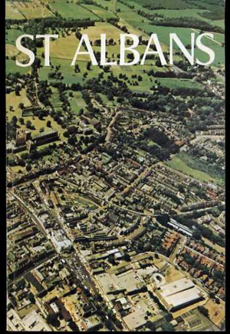 Image for St. Albans : The City and its People