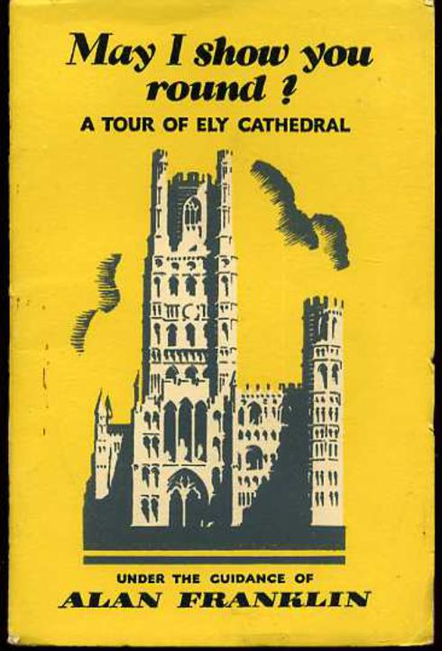 Image for May I Show You Round? A tour of Ely Cathedral